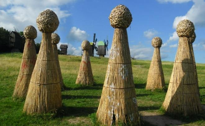 Pyrohiw - Freilichtmuseum für Volksarchitektur und Brauchtum der Ukraine