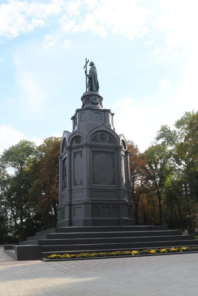 Das Denkmal, noch eine Aussicht