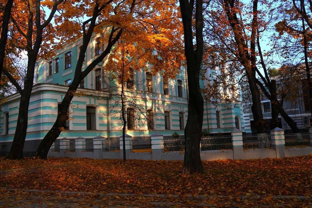 Herbst im Kiew