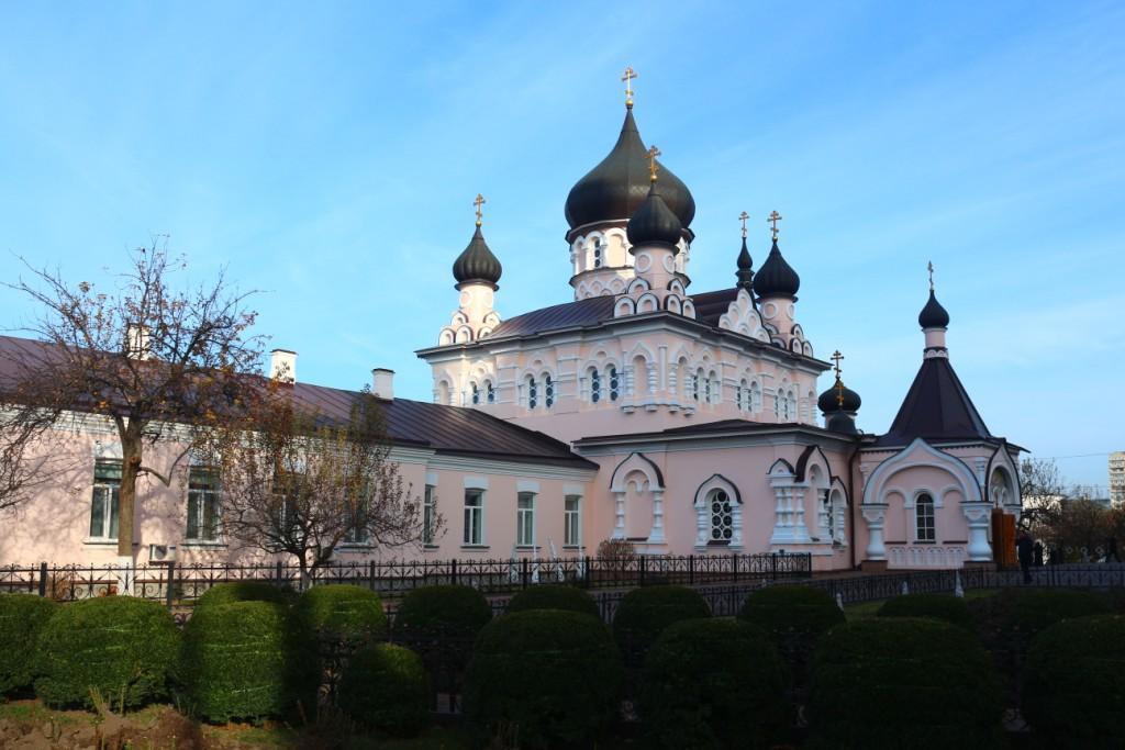 Kirche der Fürbitte