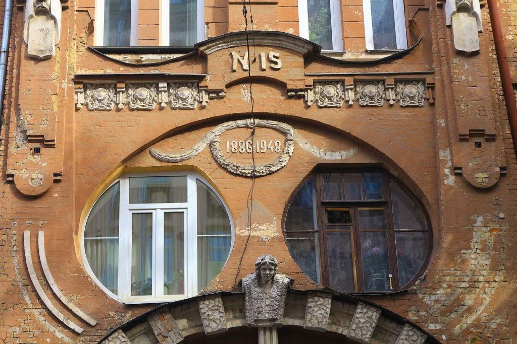 Straße des Architekten Horodezkyj, 15