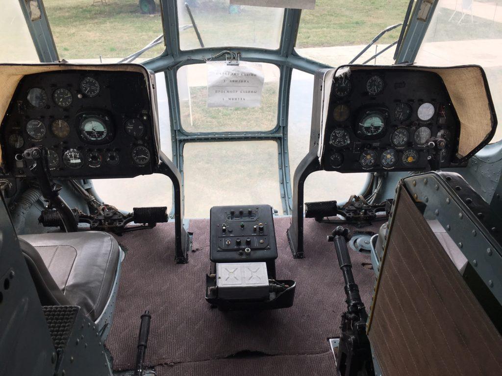 MI-8 von außen