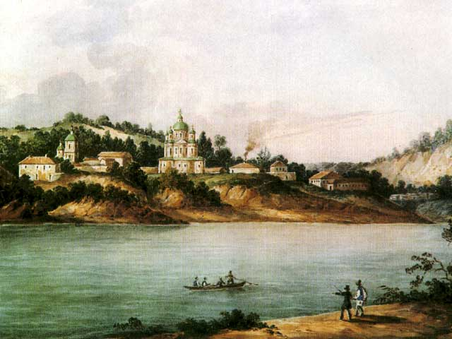 Kloster Meschyhirja