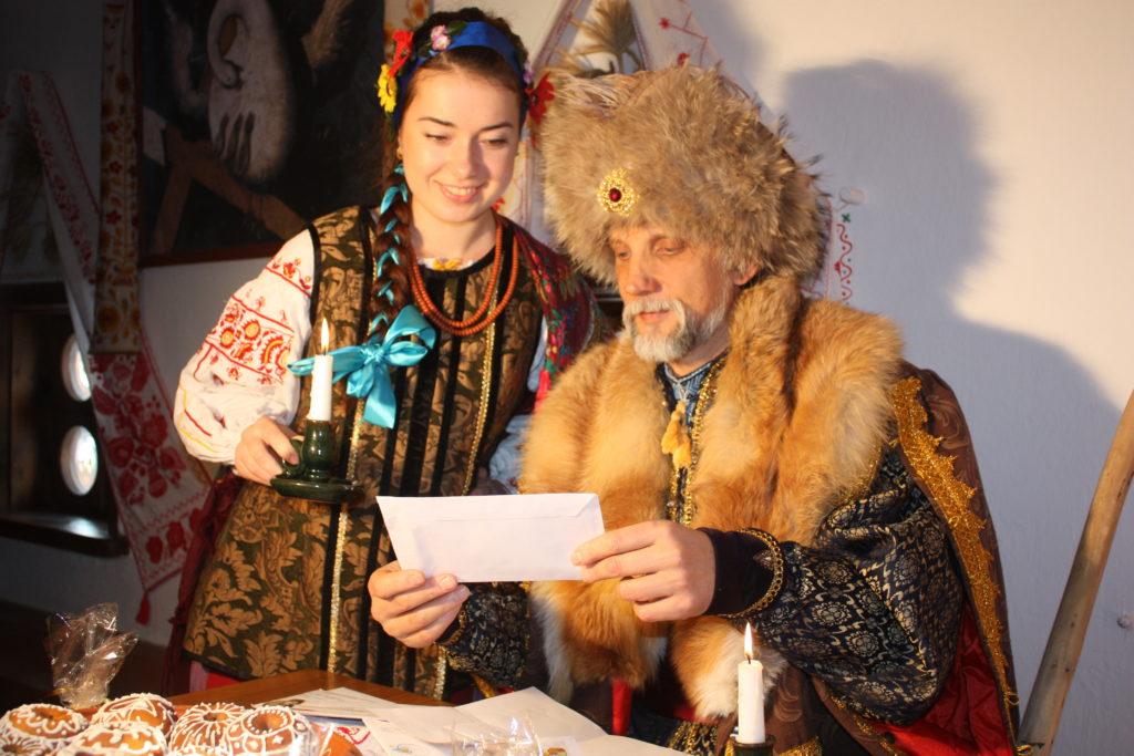Residenz der Heiligen Nikolaus in Mamajewa Sloboda