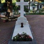Место погребения Христа ради юродивого Феофила