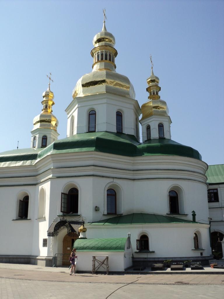 Die Kreuzerhöhungskirche