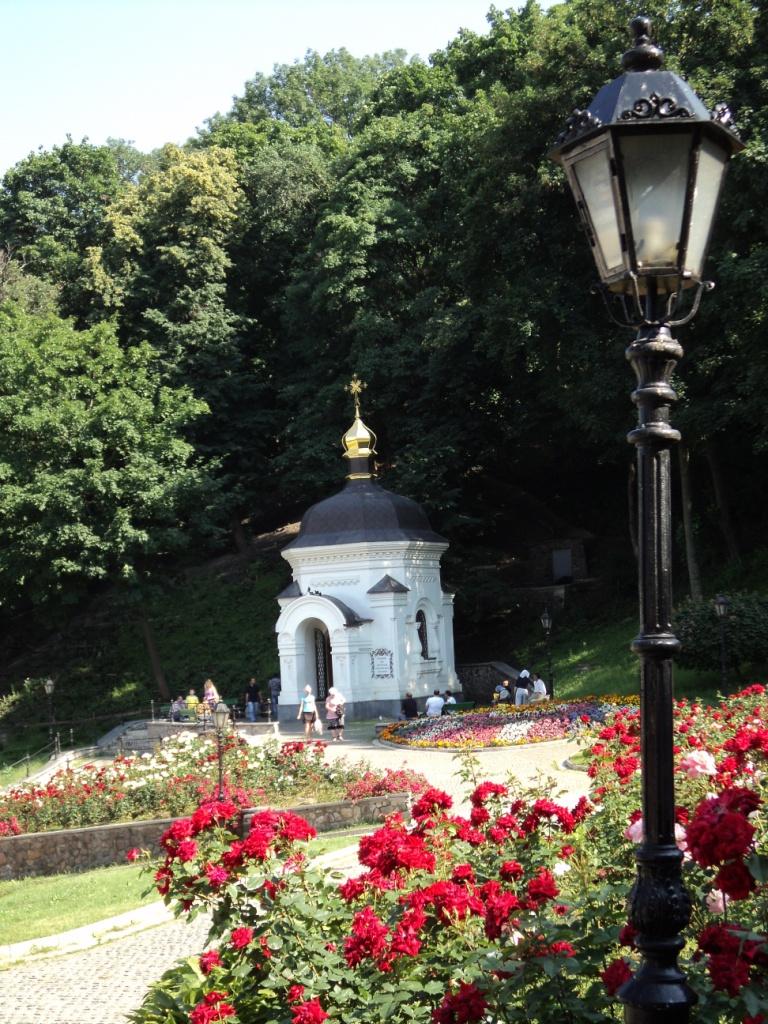 Der Brunnen von Heiligem Theodossi