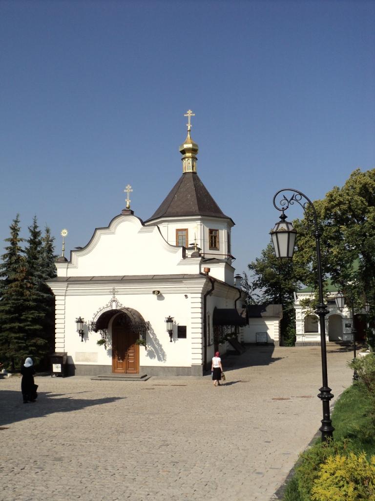 Die Anna-Empfängnis-Kirche