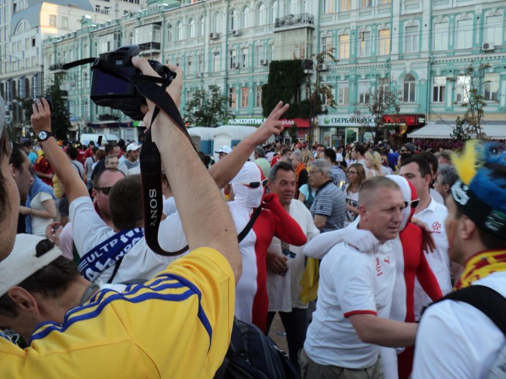 Der letzte Tag EURO 2012