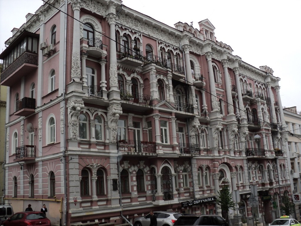 Das Haus, in dem Gorki lebte