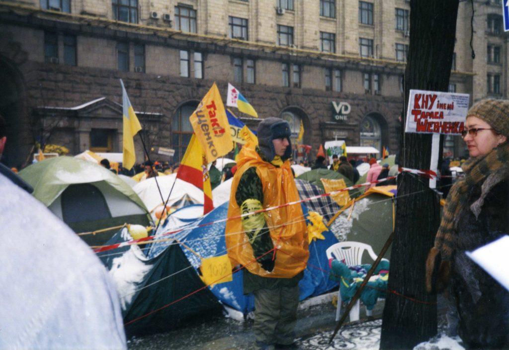 Tag der Freiheit in der Ukraine