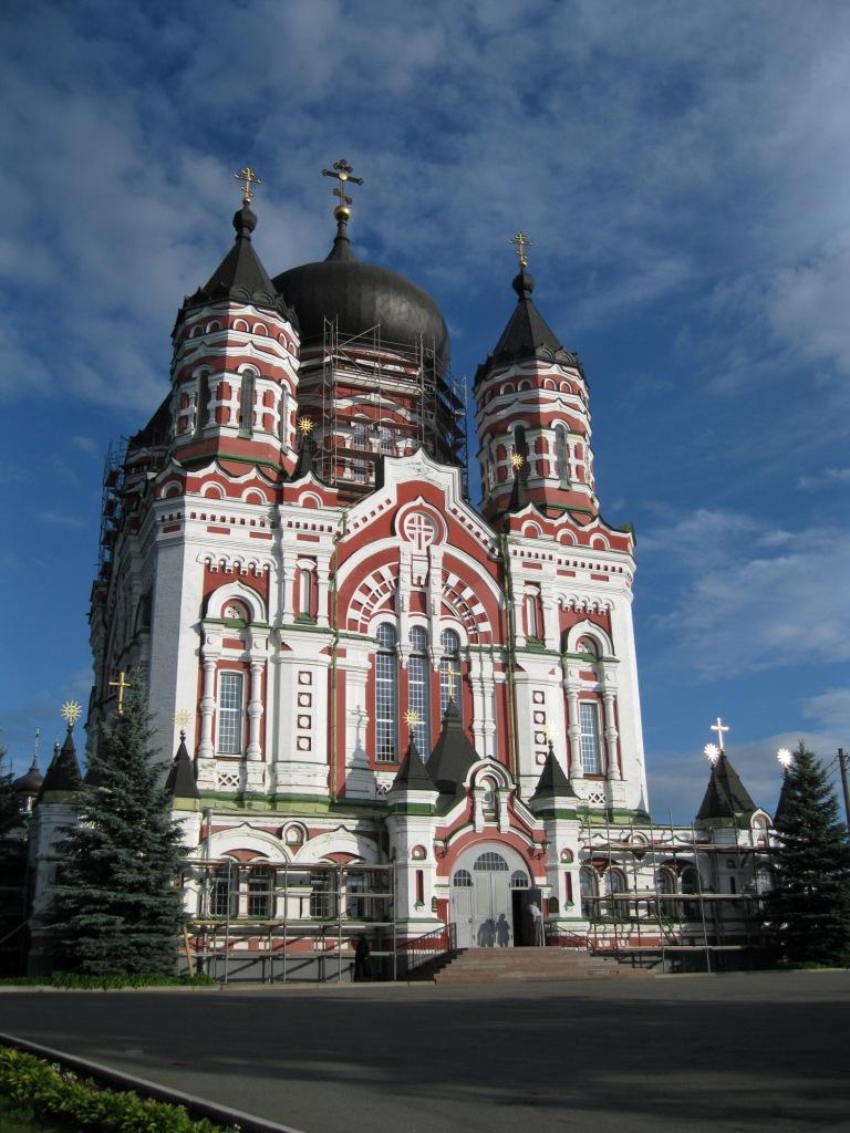 Das Nonnenkloster des Heiligen Pantaleon
