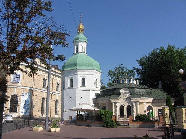 Die Alte Petschersker Festung. Turm von Ivan Kuschtschnik.