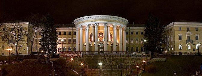 Das internationale Zentrum für Kultur und Kunst