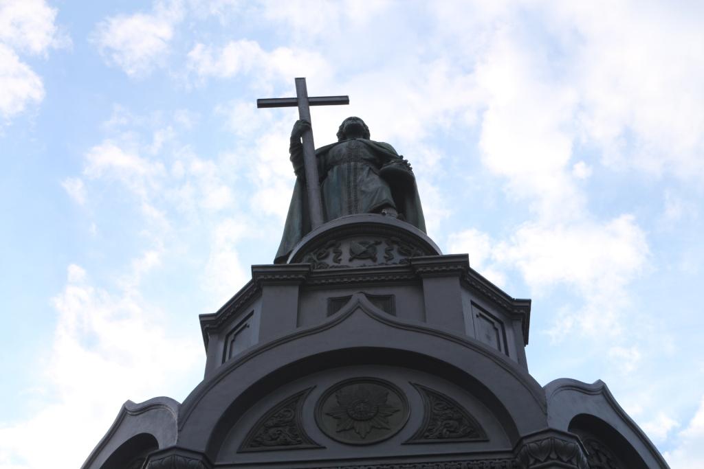 Das Denkmal für den Großfürsten Wolodymyr