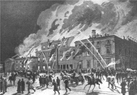 Das brennende Theater