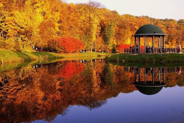 Herbst in Feofanija