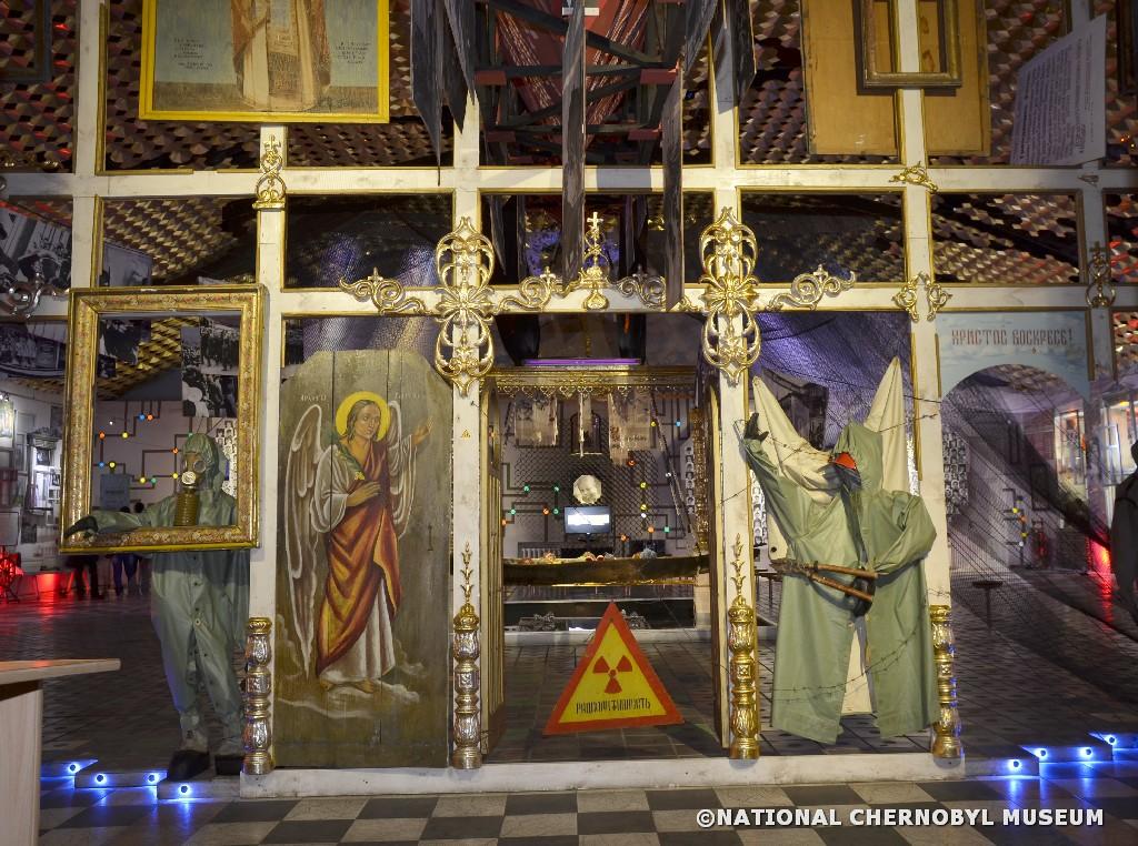 Exposition im Tschornobyl-Museum_001