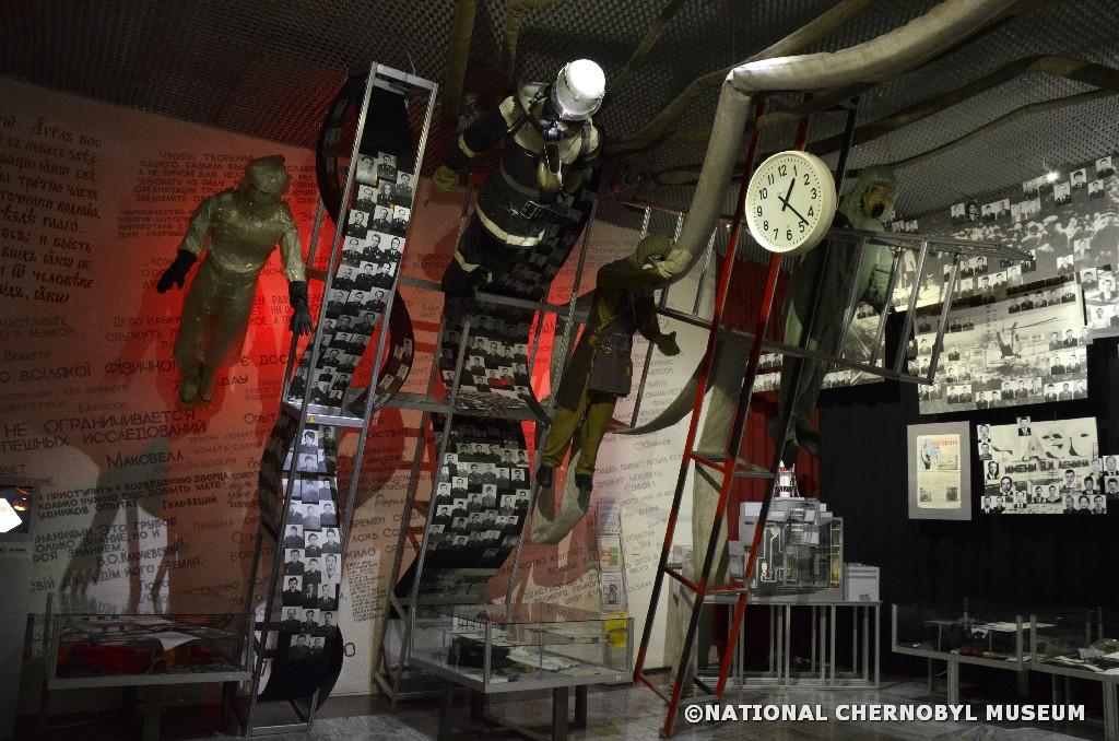Exposition im Tschornobyl-Museum_003