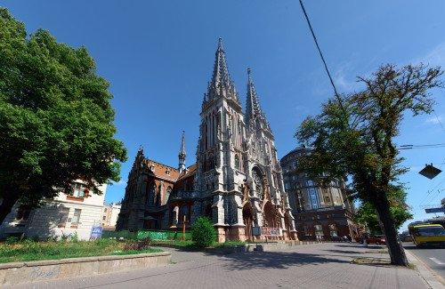 St.-Nikolaus-Kathedrale in Kiew
