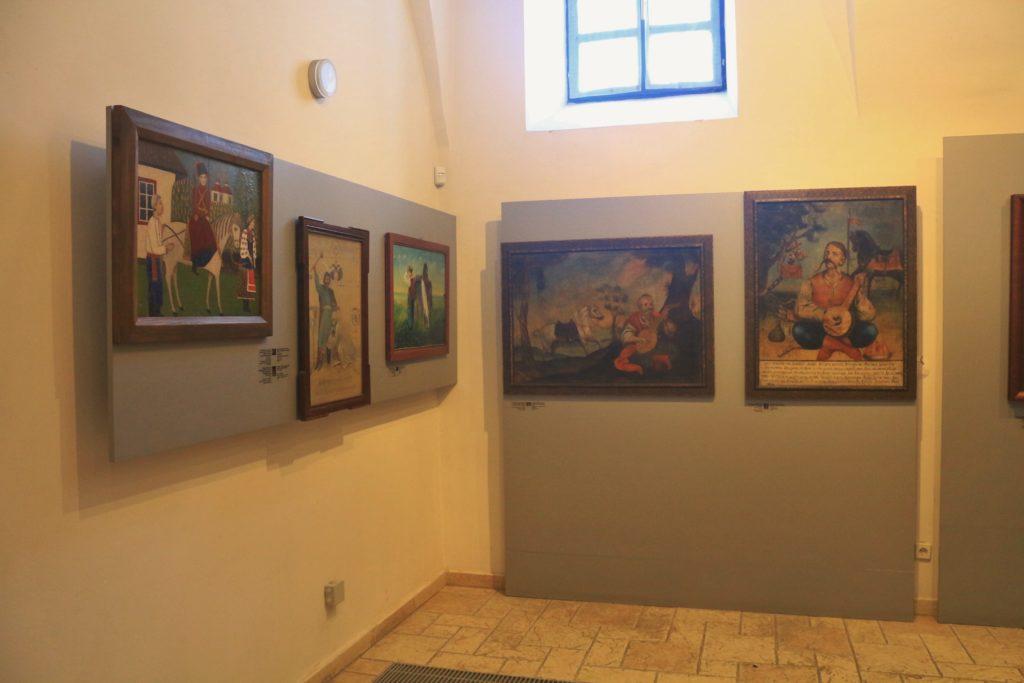 Gemälde von Kosak Mamai