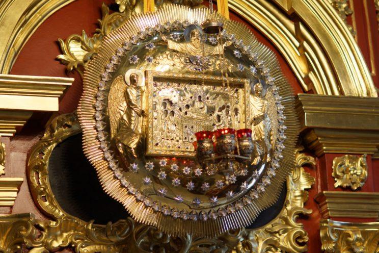 Kopie der Ikone der Mariä-Entschlafung