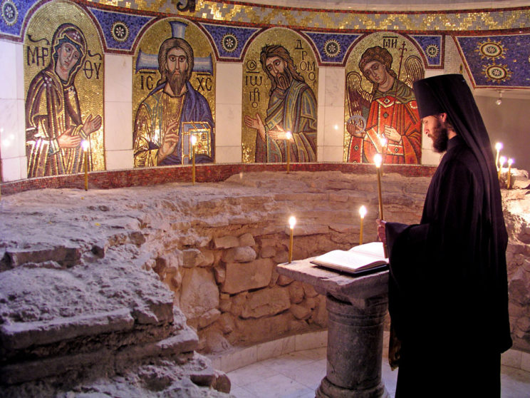 St.-Michaels-Kathedrale von innen