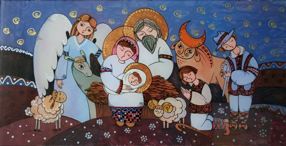 Weihnachten, Natalia Kuriy