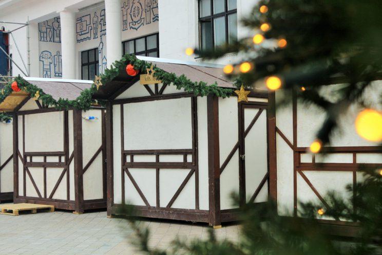 Weihnachten Kiew