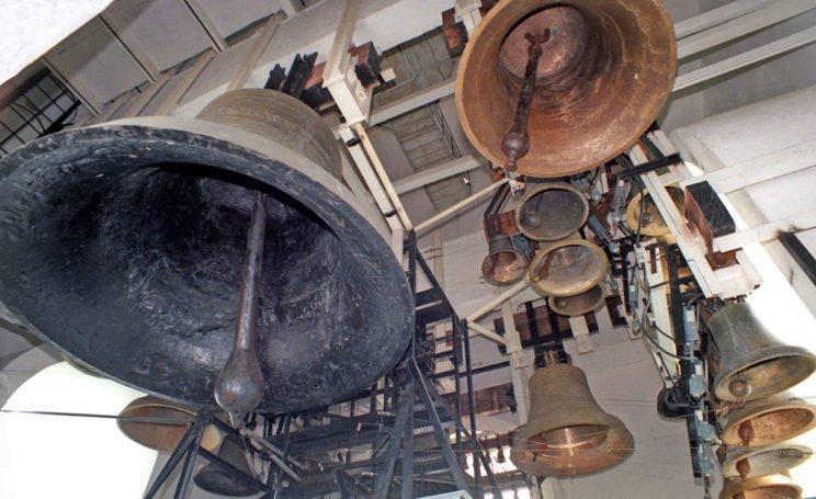 Glocken der Michaelskirche