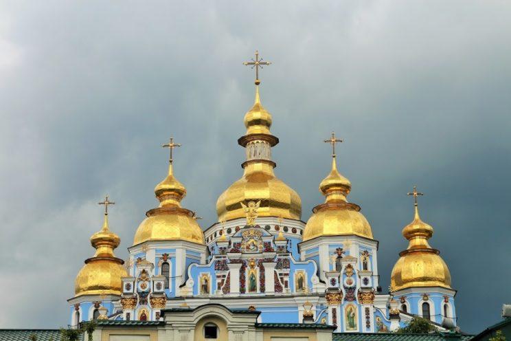 Michaelskirche des Goldkuppeligen St.-Michaelsklosters
