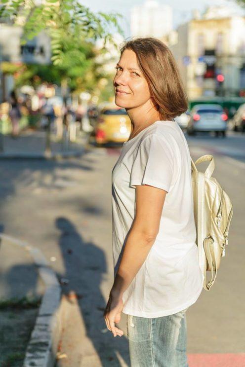 Nataliya Urzhuntseva Reiseleiterin