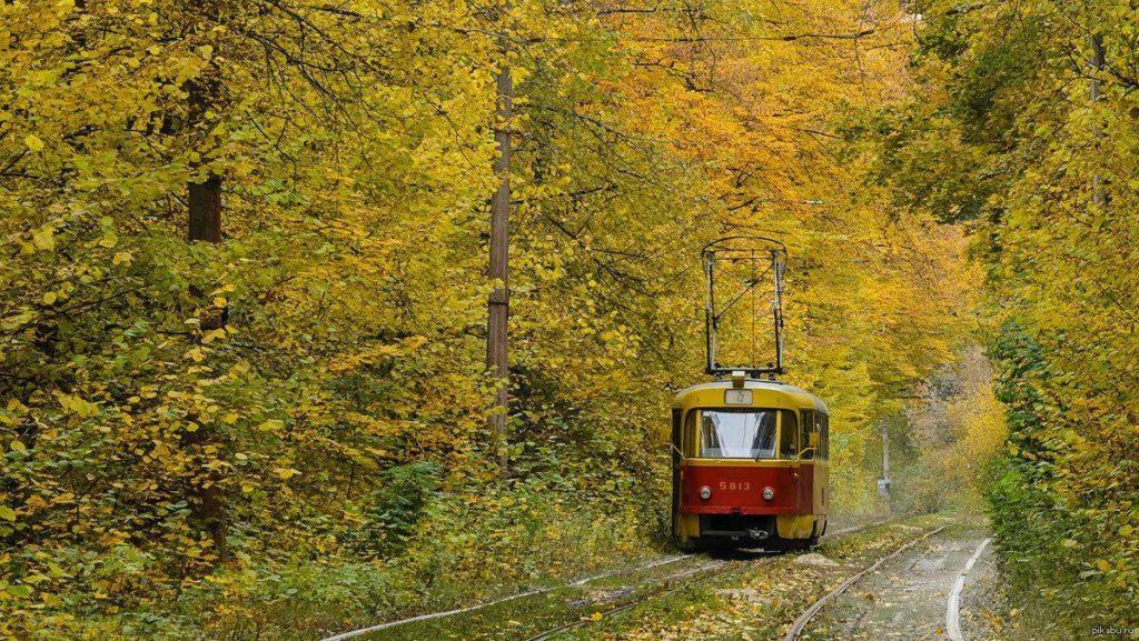 Verkehrsmittel in Kiew
