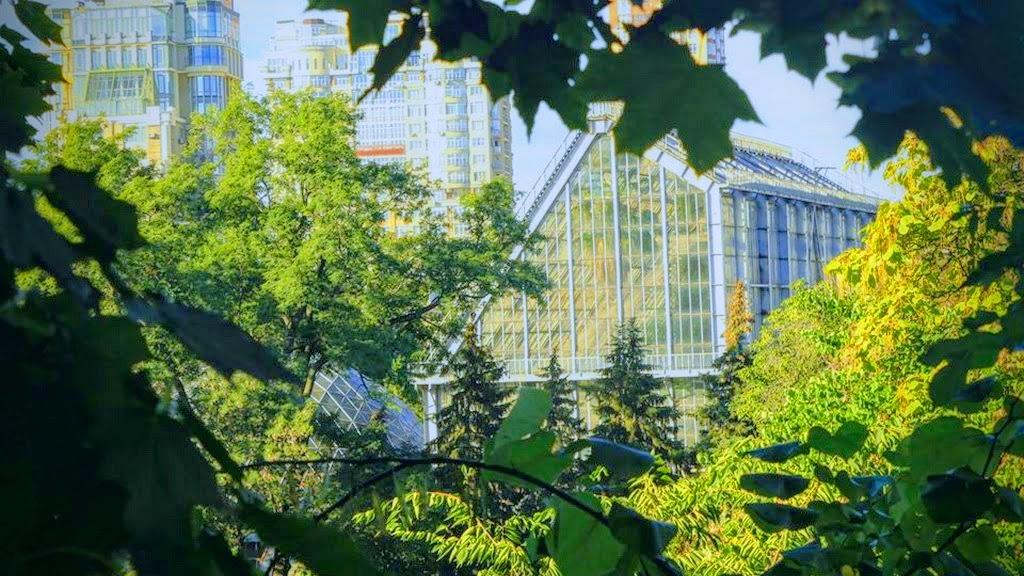 Deutsche Spuren - Botanischer Garten