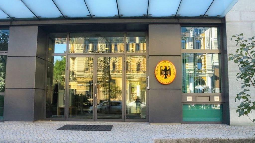 Deutsche Spuren - Deutsche Botschaft