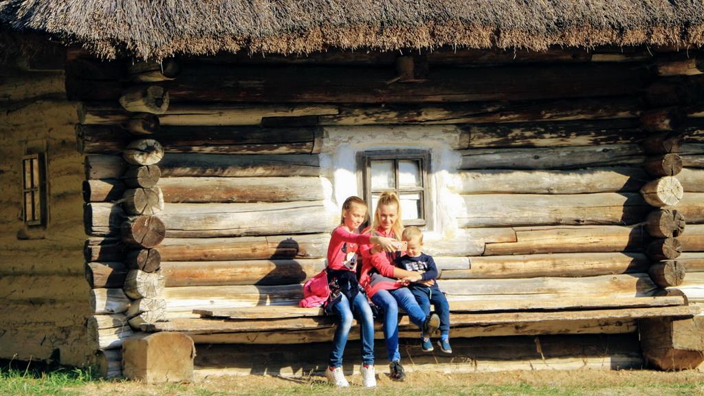 Freilichtmuseum Pyrohiw - Guter Ort für das Wochenende mit der Familie