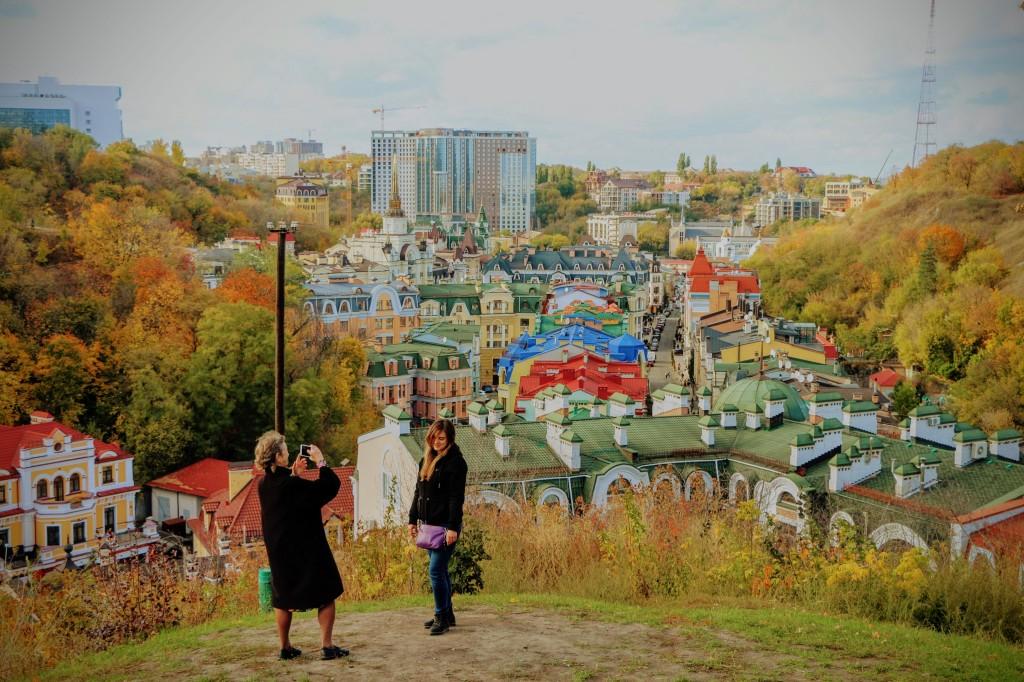 Старокиївськп гора