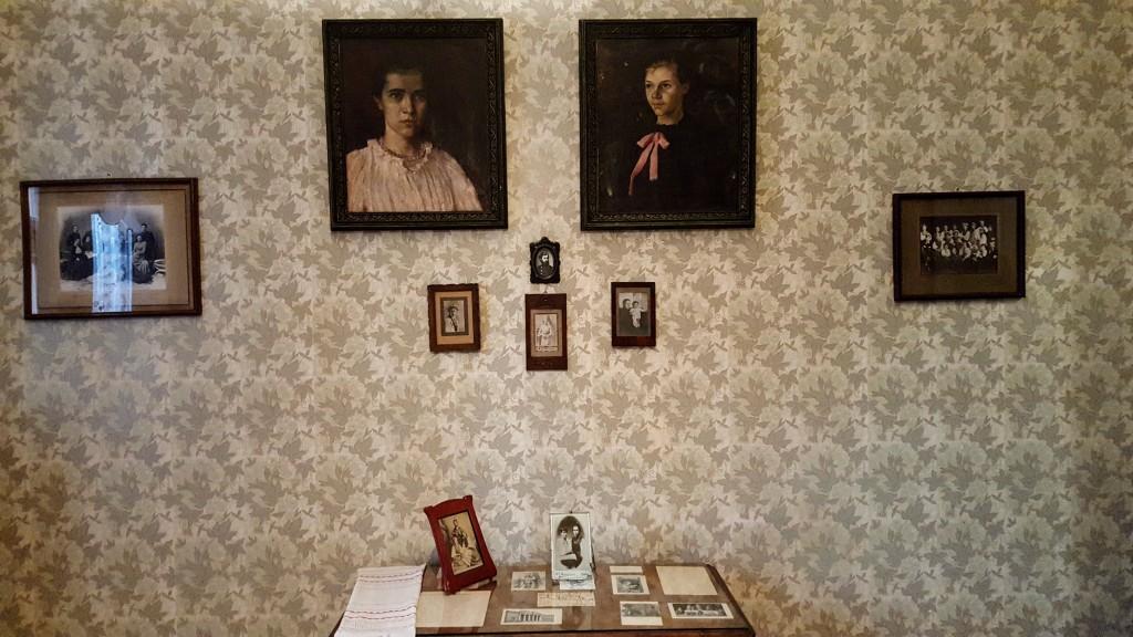 Familie von Lesja Ukrajinka