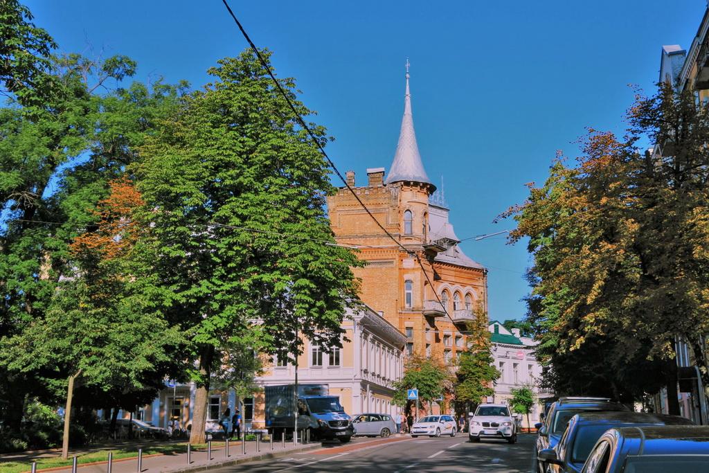 Дом Подгорского