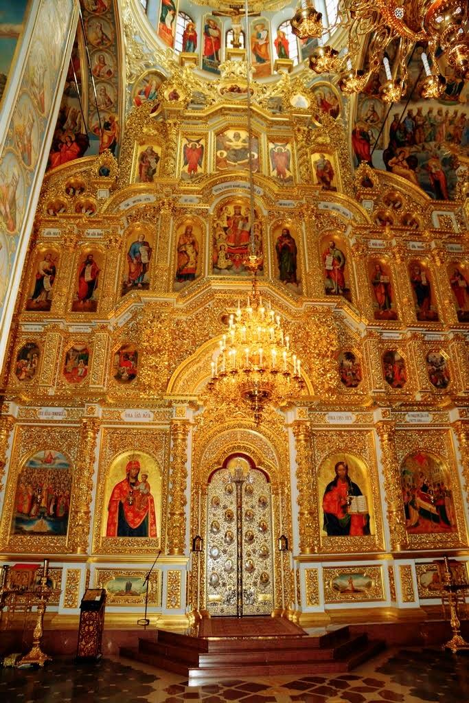 Ikonostase der Mariä-Entschlafens-Kathedrale