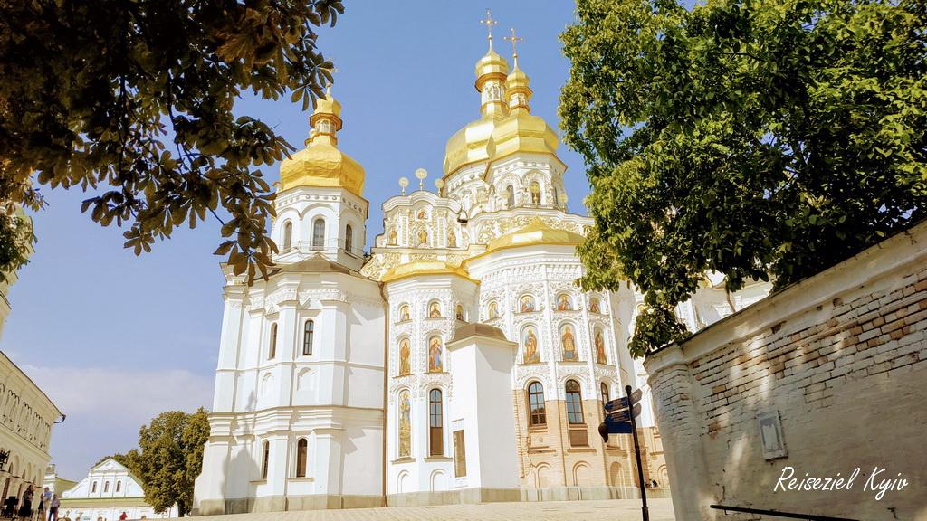Mariä-Entschlafens-Kathedrale, Aussicht von hinten
