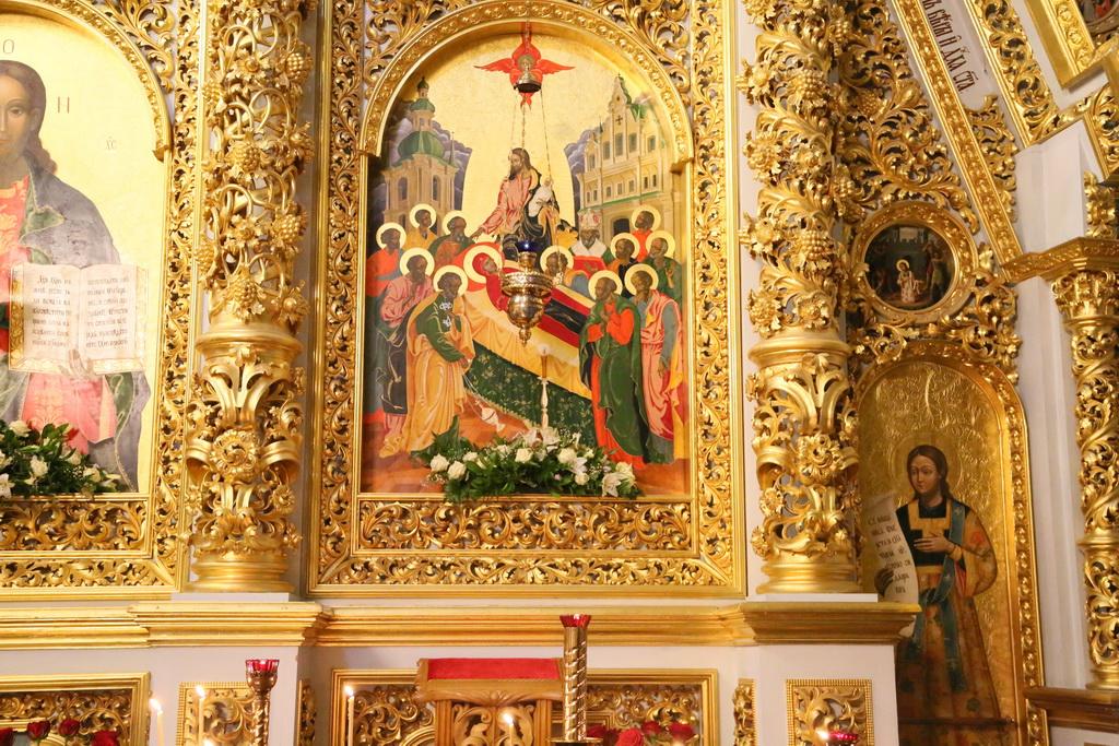 Mariä-Entschlafens-Kathedrale - Entschlafung