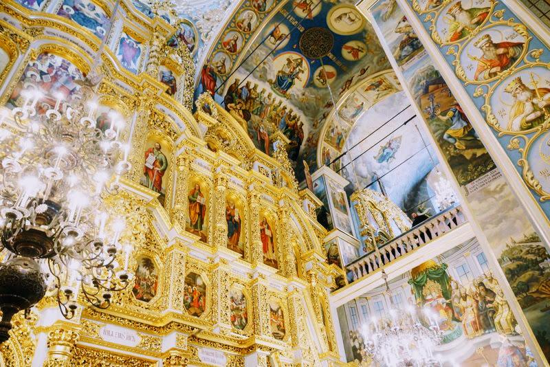 Mariä-Entschlafens-Kathedrale - Innenausstattung