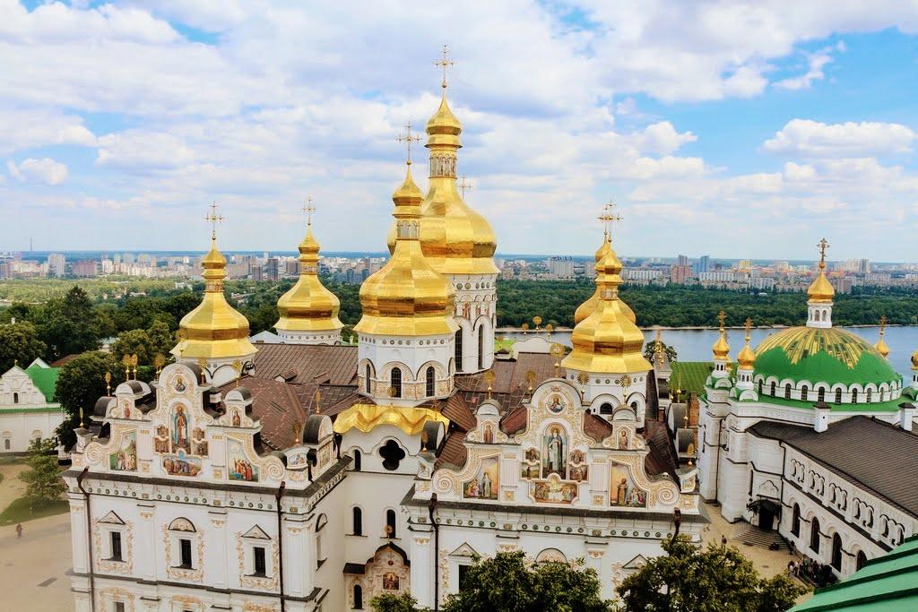 Mariä-Entschlafens-Kathedrale, Kuppeln